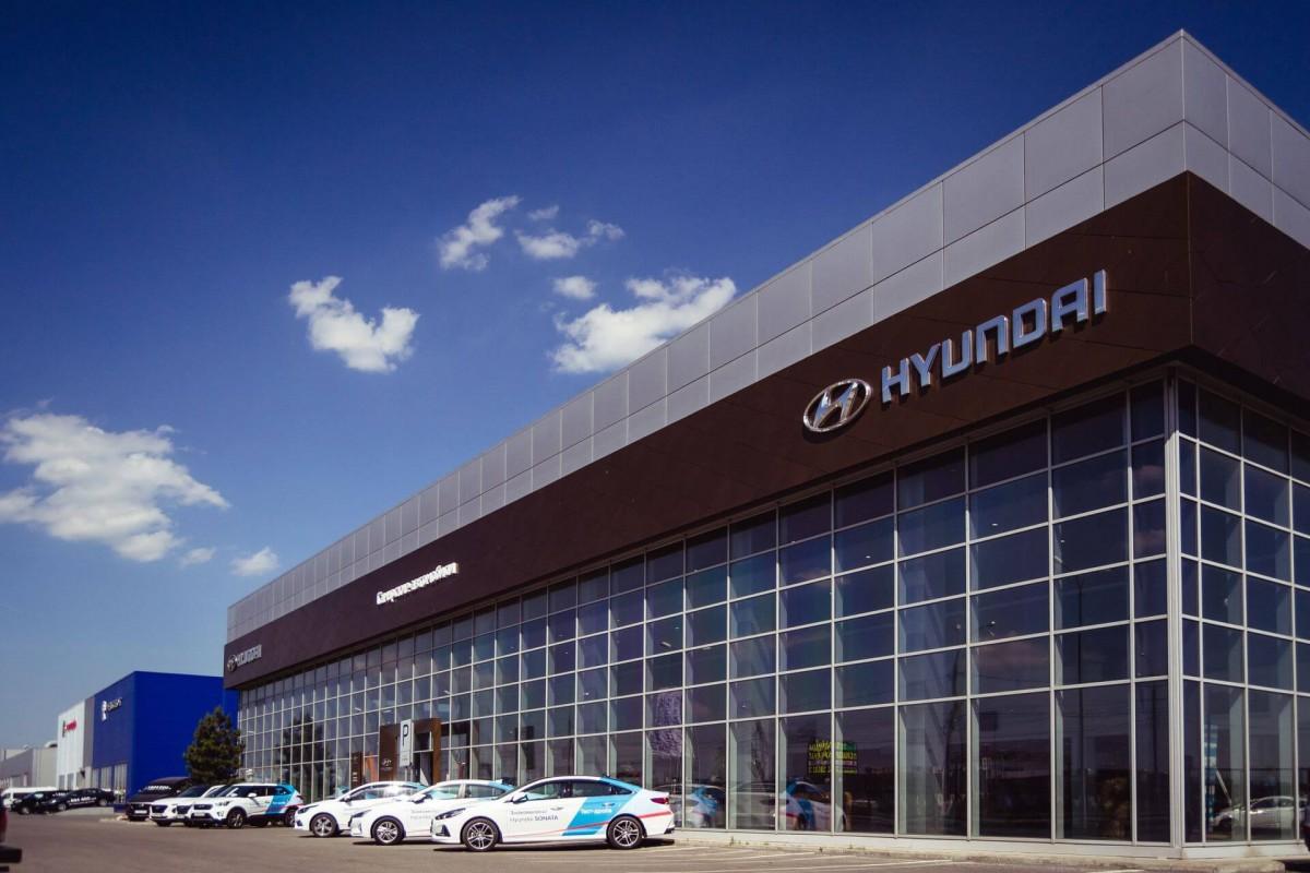 ДЦ Hyundai в Самаре